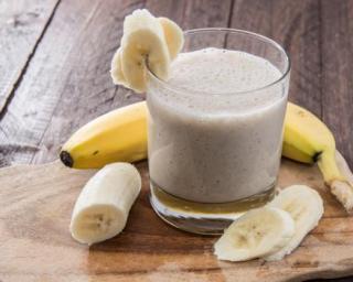 Smoothie Prise de poids : banane et soja