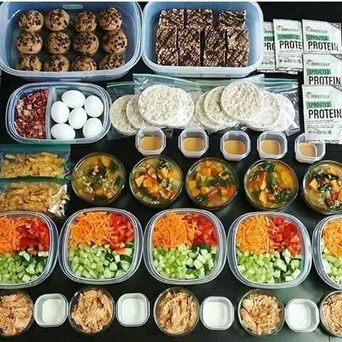 CONSEIL PRISE DE POIDS : Faites toujours au moins 6 repas par jour.