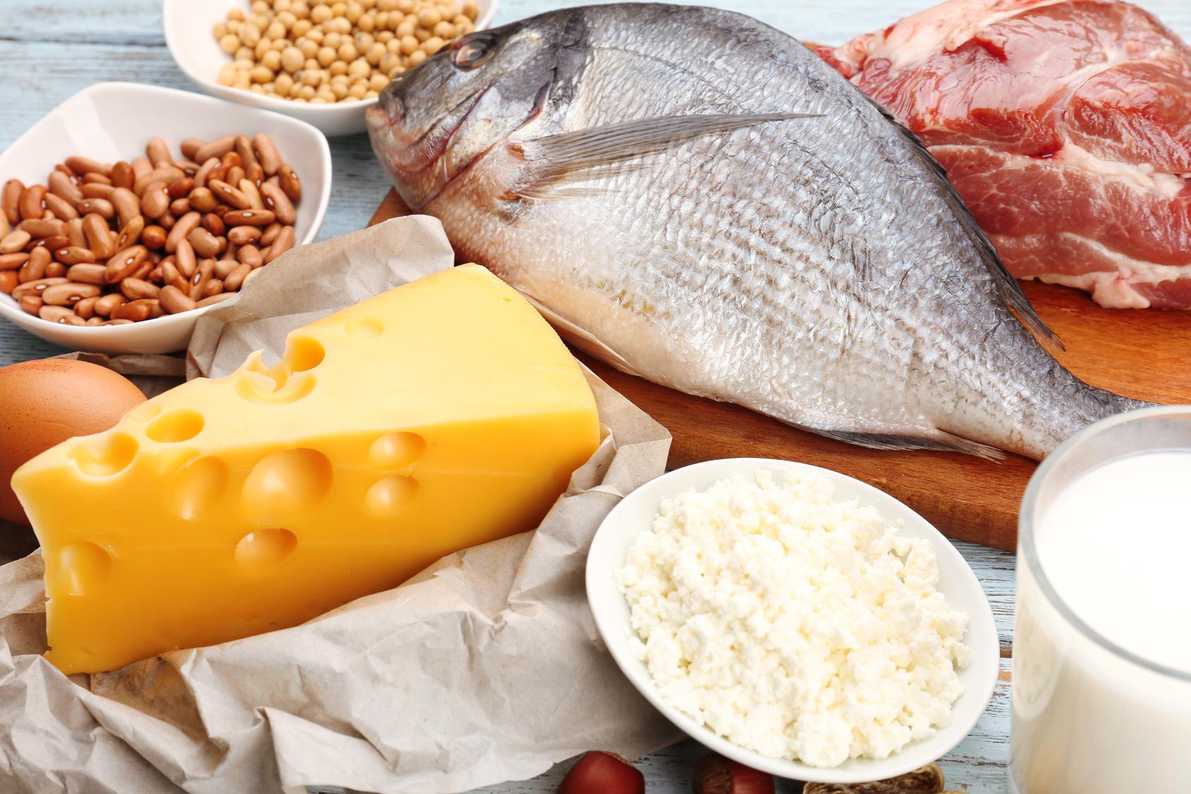 Conseil Prise de poids : consommez suffisamment de protéine.