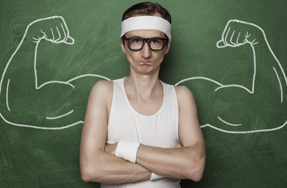 Message aux personnes en sous poids : vous ne gagnerez pas de masse avec les aliments qui font grossir les autres!