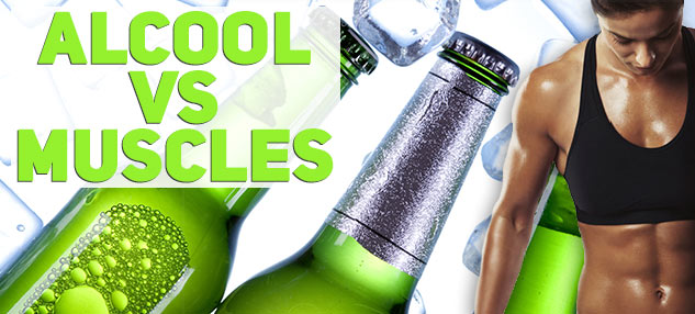 PRISE DE POIDS : La consommation d'alcool, va sérieusement nuire à votre progrès