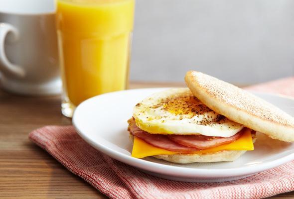Idée de Petit déjeuner pour Prendre du poids