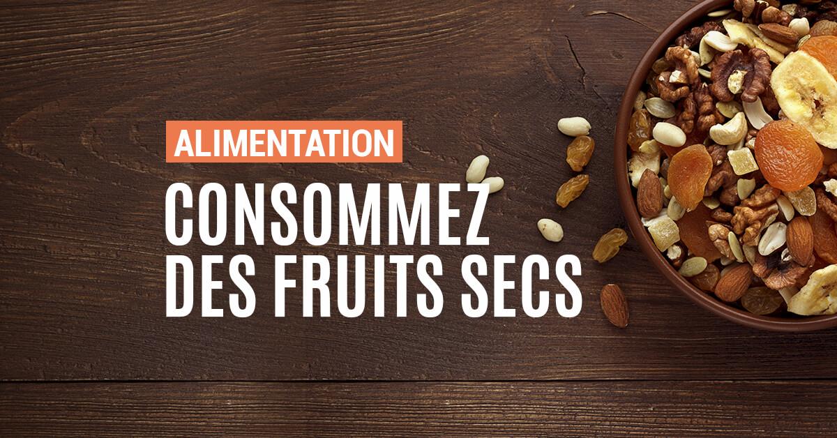 PRISE DE POIDS : LES FRUITS SECS!