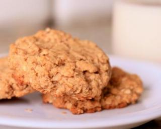 Biscuits « spécial prise de poids » au beurre de cacahuète