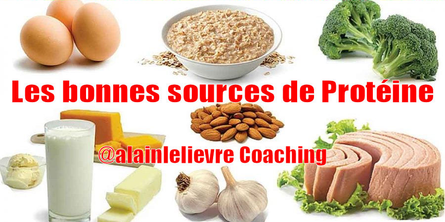 Les Protéines (1 Gramme = 4 Kcal)