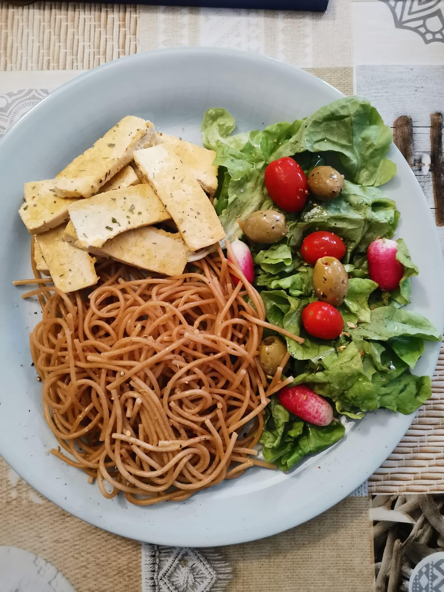 Exemple repas prise de masse saine